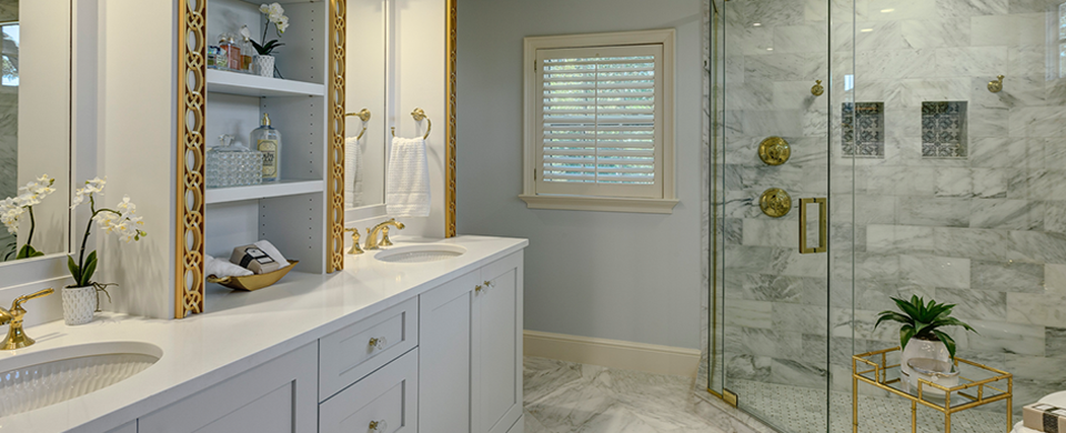 Bathroom Design Florida - Bridget Ray