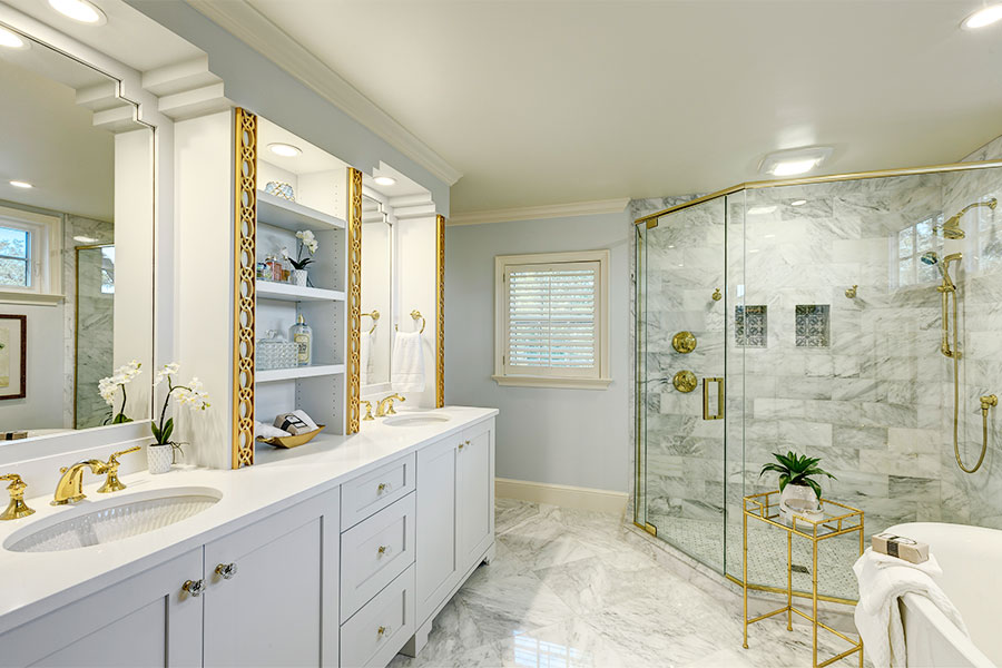 Bathroom Design Bridget Ray