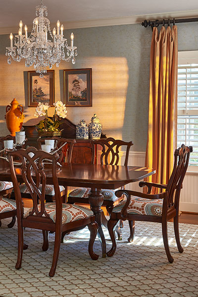 Dining Room Design Bridget Ray